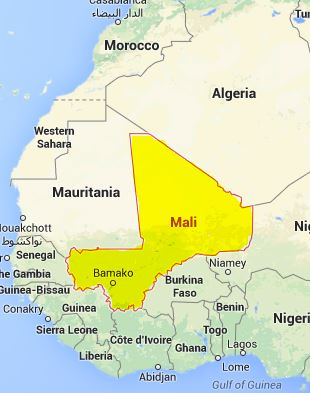 Africa News - Where is mali located